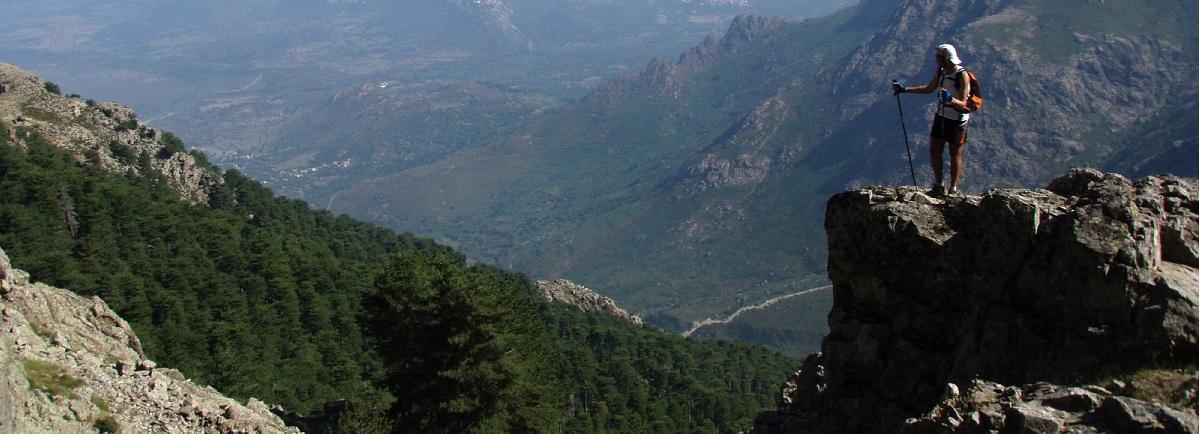 Randonnées et découverte de la Corse