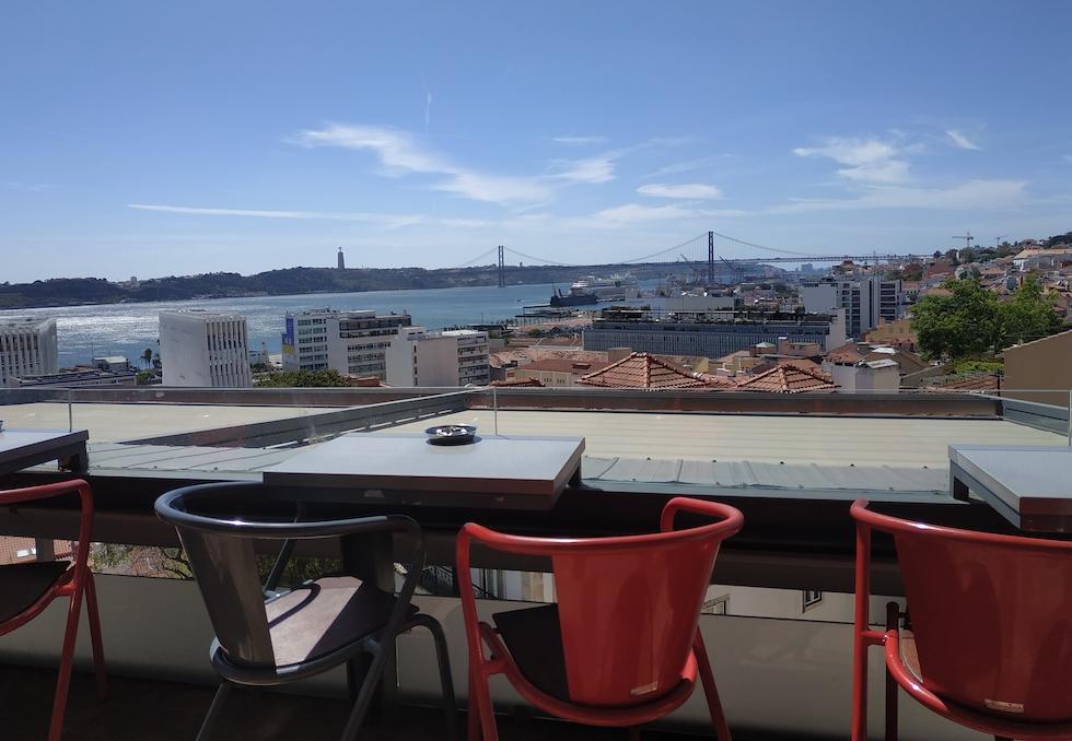 Lisbonne (Lisboa) vue de haut - Let's got to Lisboa